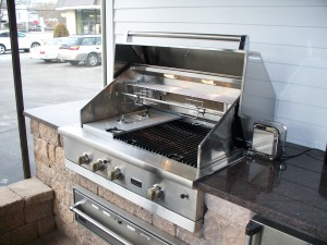 Viking Professional Grill