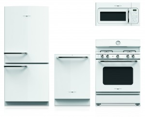 best kitchen appliance packages not stainless steel | alternative