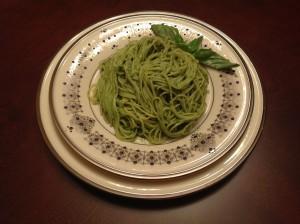 Basil Pesto | Mrs. G Appliance Chef