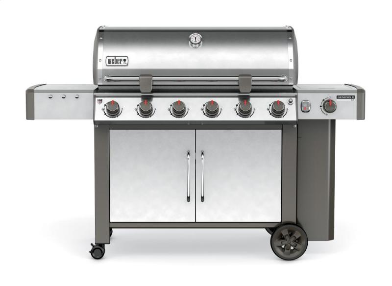 new weber genesis ii and genesis ll lx gas grills reviews from mrs g appliances in nj. Black Bedroom Furniture Sets. Home Design Ideas