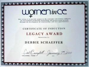 Women in CE Award