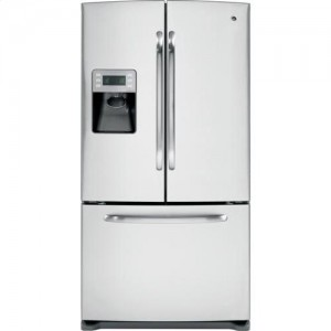 GE® ENERGY STAR® French Door Refrigerator with Icemaker GFSS6KKYSS