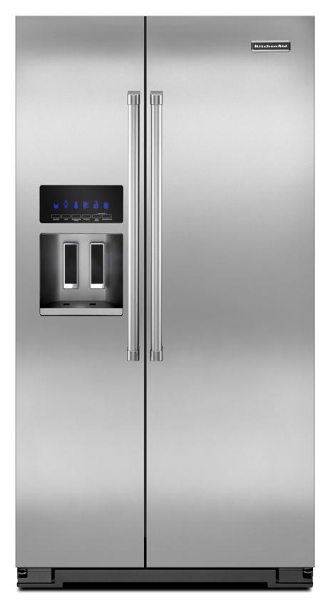 Side by Side Counterdepth Refrigerator