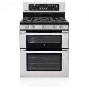 LG Double Oven Gas LDG3016ST