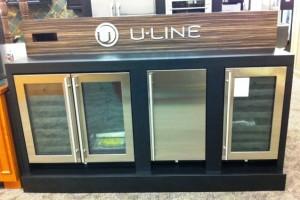 U-Line Display