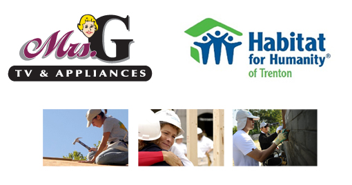 Habitat For Humanity And Mrs G Tv Amp Appliances Donate