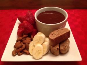 Chocolate Chile Fondue | Mrs. G Appliance Chef
