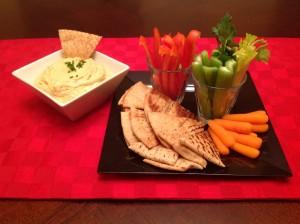 Spicy Hummus | Mrs. G Appliance Chef