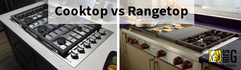Cooktop Vs Rangetop What S The Difference
