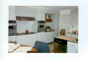 Debbie's Kitchen Before