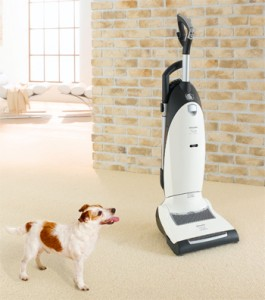 Miele  Upright Vacuum S7260 Cat & Dog
