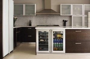 Fully Integrated Under Counter Refrigerators Beverage Centers And Wine Coolers From U